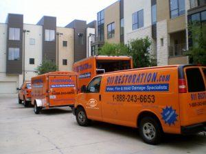 911-Restoration-Multiple-Vehicles