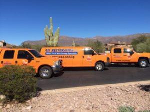 911 Restoration Desert