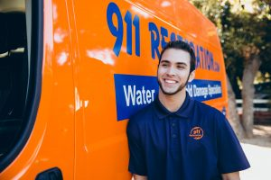 Water Damage in Glendale & West Valley